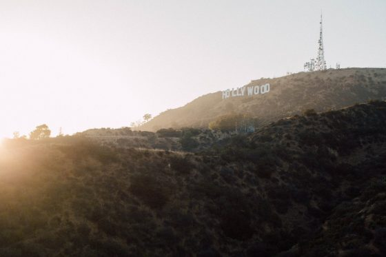 Hollywood Hill - A bumpy start to our Amercian DreamAirport - A bumpy start to our Amercian Dream